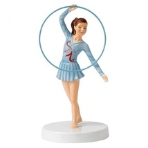 Royal Doulton Rythm & Dance Gymnast Figurine HN 5793 NEW IN THE BOX - $64.50