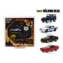 Hollywood Film Reels Series 4 The Walking Dead (2010-Current) TV Series ... - $46.88