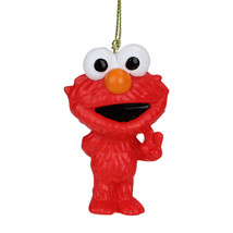 "Kurt Adler 3.5"" Red Elmo Sesame St Little Cuties Christmas Ornament - $8.65"