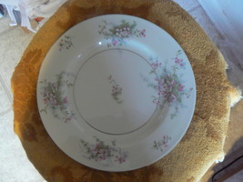 Theodore Haviland Apple blossom dinner plate 8 available - $14.55