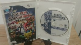 Super Smash Bros. Brawl (Nintendo Wii, 2008) great fun clean tested wii ... - $16.82