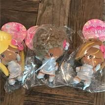 Hello Kitty Yajima DJ Ozma Chain Strap Plush Doll Stuffed Mascot Cosplay Sanrio - $559.00