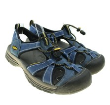 KEEN Venice H2 Womens Blue Hiking Sandals Size 7 Waterproof Shoes - $29.69