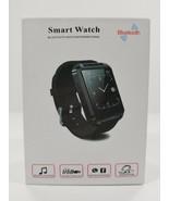 Blue Tooth Watch International Smart Watch - Red-NEW Open Box - $25.14