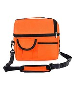 Double Compartment Lunch Bag for Women,Men,Kids,Girls,Boys,Insulated Lun... - $16.14