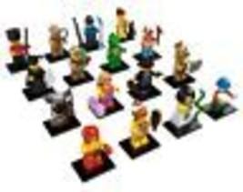 Nouveau LEGO 8805 jeu complet of 16 mini figurines série 5 - $167.78