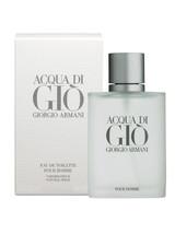 Acqua Di Gio By Giorgio Armani For Men - $71.00