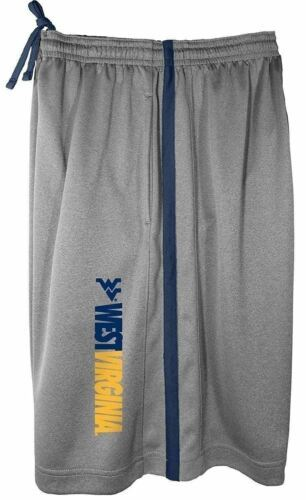 Small Men's West Virginia Mountaineers Shorts NCAA All For One Training Short