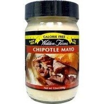 Walden Farms Mayo, Chipotle, 12 Ounce 2 pack plus tissues pack