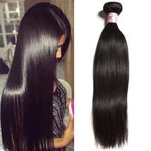 UNice Hair Icenu Series 8a Malaysian Straight Hair 1 Bundle Virgin Unprocessed H