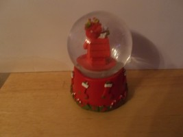 Peanuts Snoopy Water Globe - $24.95