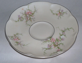 "1 Theodore Haviland New York 5 7/8"" ROSALINDE Replacement Cup Saucer Plate Dish - $13.78"