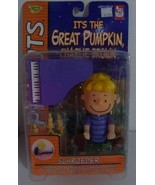 It's The Great Pumpkin Charlie Brown Schroeder Action figure - $59.39