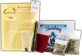 Banishing boxed ritual spell kit with instructions - $23.99