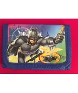 Cool Batman Children's Wallet—Great Boys Gift New! More Fun Characters A... - $7.00