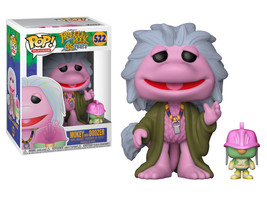 Fraggle Rock TV Show Mokey with Doozer Vinyl POP! Figure Toy #522 FUNKO ... - $12.55