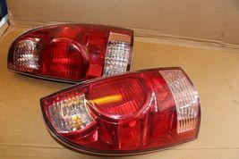 2005-09 Toyota Tacoma Taillight Tail Lights Set L&R image 10