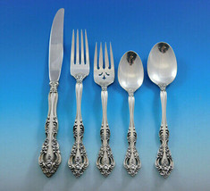 Michelangelo by Oneida Tradition Sterling Silver Flatware Set Service 40 Pieces - $2,376.00