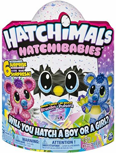 Hatchimal Hatchibabies Koalabee