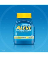 Aleve Pain Reliever 320 Caplets 220 MG Bayer - $23.51
