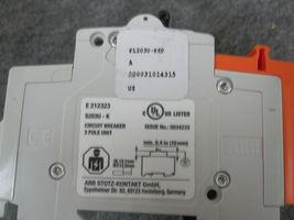 ABB S203U-K60A CIRCUIT BREAKER 60 AMP 3 POLE 240 VOLT 50/60 Hz image 3
