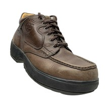Timberland Chukka Hiking Gore-Tex Leather Boots 45086 Brown Mens Size 9M - $59.99