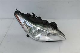 11-15 Infiniti M35h M37 M56 Q70 Headlight Hid Xenon Non-Afs Passenger Right RH image 2