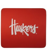 NEBRASKA CORNHUSKERS HUSKERS NEOPRENE MOUSE PAD - $18.99