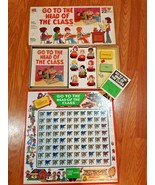 Vintage 1978 Milton Bradley Go To The Head Of The Class Board Game 100% ... - $24.70
