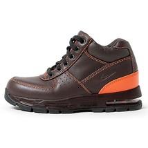separation shoes 293a6 d004c Nike Air Max Goadome(Ps) Lit Kds Drk Cndr Drk Cndr-Orng