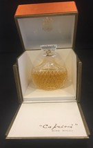 Vintage Nina Ricci Capricci Perfume in Lalique Bottle With Box - Sealed ... - $184.82