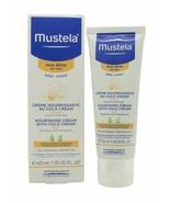 MUSTELA - NOURISHING CREAM WITH COLD CREAM - FOR DRY BABY SKIN - 40ml - $32.00