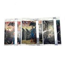 Batman Superman DC Mini Series Comic Books General Mills 2 3 4 Promo Sup... - $14.25