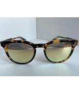 New Garrett Leight California Mark Mcnairy Granada 48mm Tortoise Sunglasses - $189.99