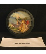 """Disney Store The Lion King battery operated 6"""" diameter clock - $29.63"""