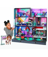 LOL Surprise! OMG House  Real Wood Doll House with 85+ Surprises   - $197.01