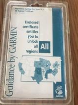 Guidance By Garmin Fishing Hot Sport N.A. All Regions Certificate Ships ... - $71.26