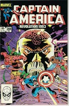 Captain America #288 (1968) - 9.0 VF/NM *Mazes/Deathlok*  - $8.90