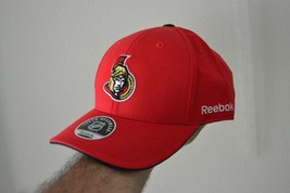 Reebok Boys NHL Ottawa Senators Basic Logo Adjustable Hat Color Red - $18.70