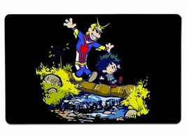 Plus Ultra Pals Large Mouse Pad 10x16 12x18 14x24 18x36 Extended Placema... - $16.50+