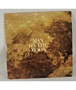1960's Man On The Moon CBS News Walter Cronkite 7'' Vinyl 45 RPM JFK FOR... - $18.00
