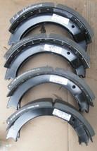 Set of 4 Brake Shoes HEMTT 8X8 2530-01-287-2166 Oshkosh 2FH623 Eaton Dan... - $150.05