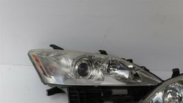 07-09 Lexus ES350 OEM HALOGEN Headlights lamps Set L&R image 3