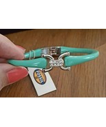 Fossil Spring D Links Turquoise Blue JFO1117040M NWT in Box - $41.99