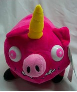 "Exploding Kittens SOFT PINK PIG-A-CORN 10"" Plush STUFFED ANIMAL Toy NEW ... - $19.80"