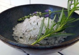 5lbs Herbal Bath Salts ~ Lavender ~ All Natural - $19.75