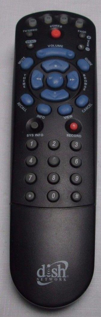 Dish Network Remote Control  Bell ExpressVU 1.5 IR  301 Control 113268