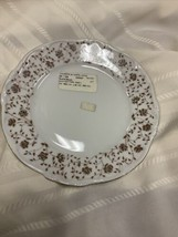 "7 5/8"" Salad plate Cashmere Hertel Jacobs - $5.00"