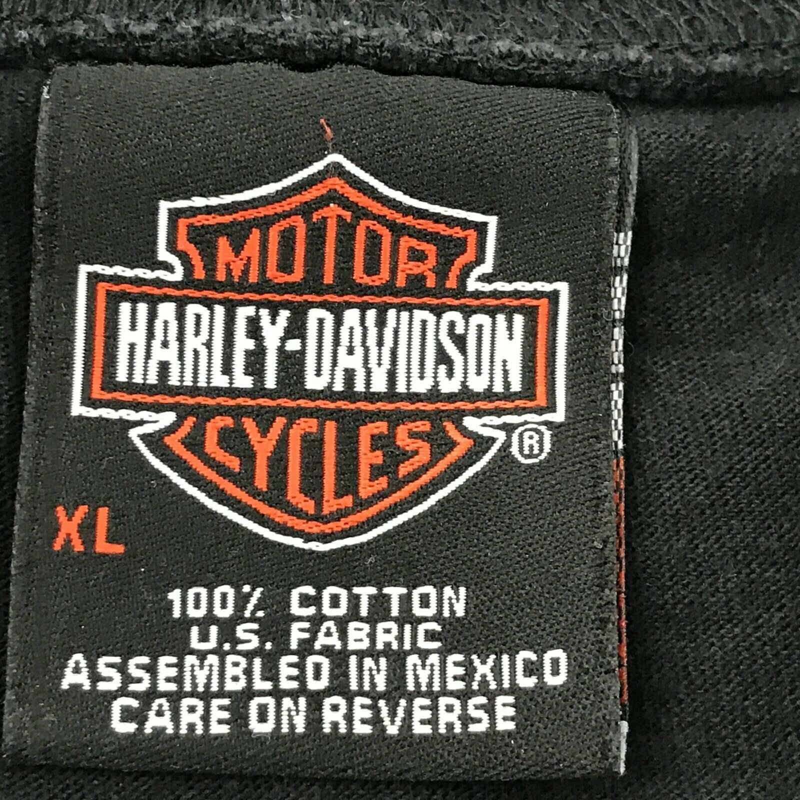 Harley Davidson Dragon Camicia senza Maniche XL Beartooth Grizzly Rosso Lodge image 8