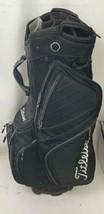 Titleist 14-way Golf Cart Bag Black - $134.63